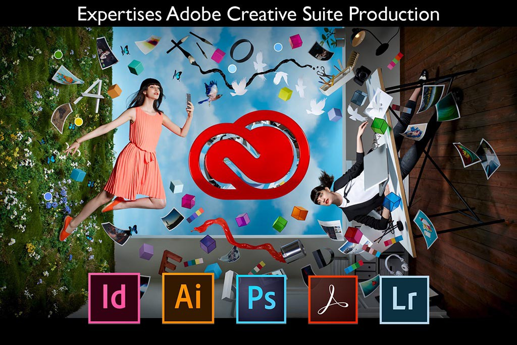 Adobe Suite expertises